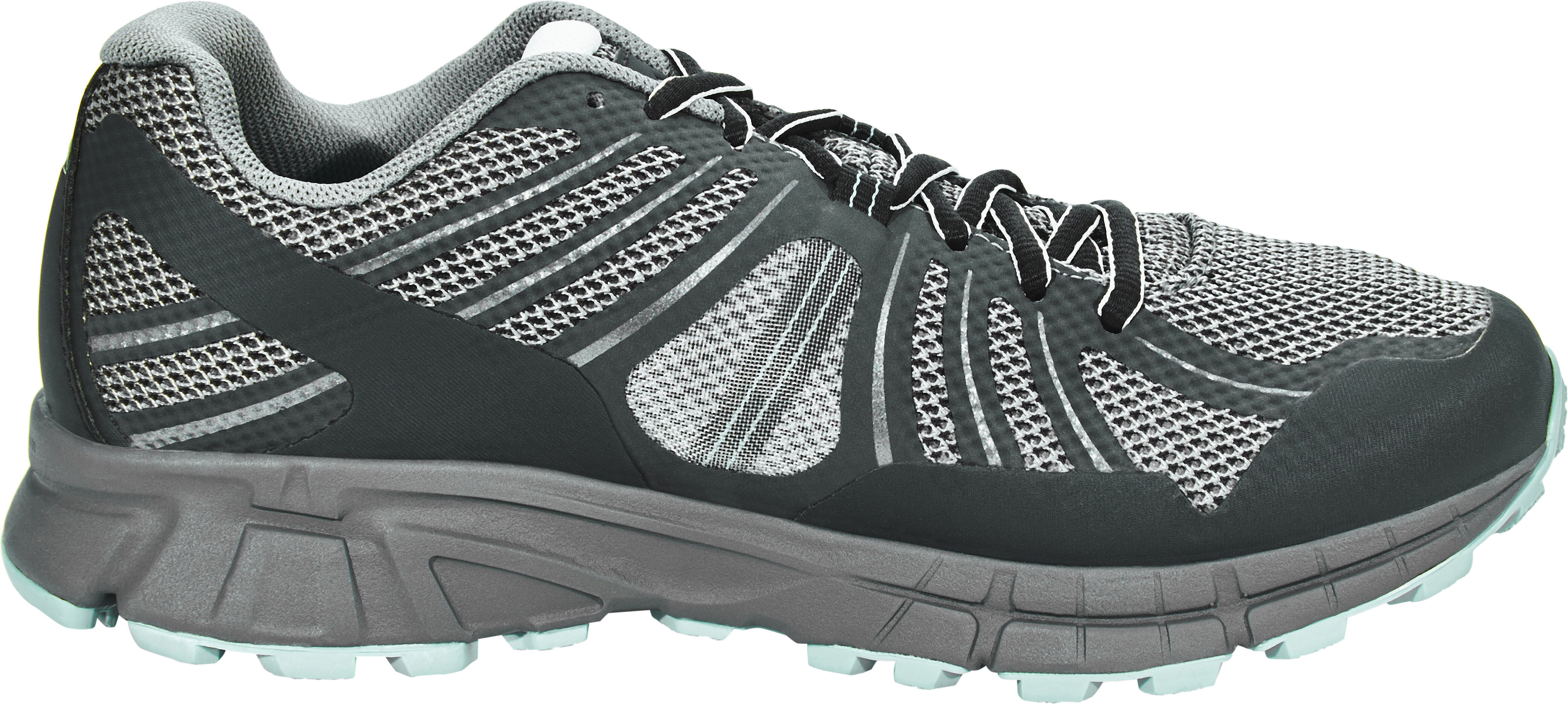 Columbia Mojave Trail Outdry Running Shoes Women grey at Bikester.co.uk 1d69fee56e5